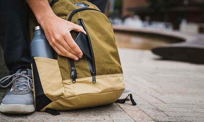 Рюкзак Dakine 101 Pack 29L Stacked